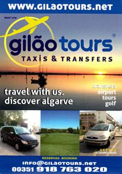 gilao tours ads