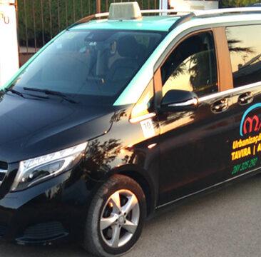 New Black Taxi